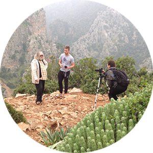 Morocco Cactus Image