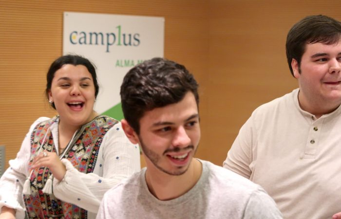 Camplus Residence Hall: an Italian's perspective