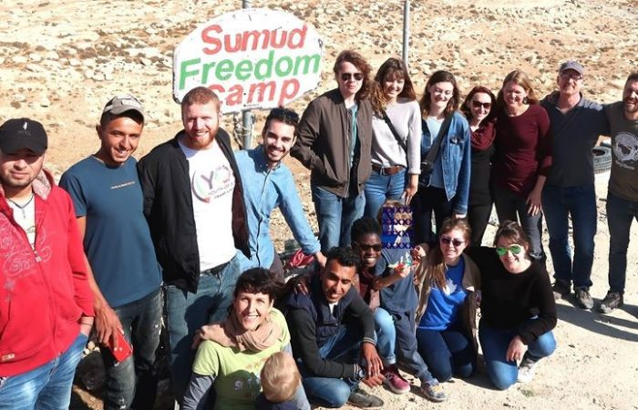 Social Justice Tour: Israel and Palestine